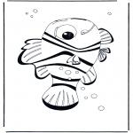 Dibujos Infantiles - Nemo 4