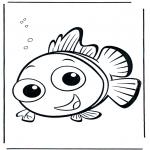 Dibujos Infantiles - Nemo 5