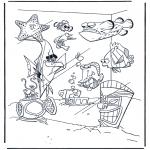 Dibujos Infantiles - Nemo 8