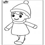 Dibujos Infantiles - Niño 2