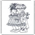 Diversos - Niño y niña
