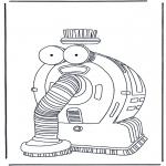 Dibujos Infantiles - Noo-noo