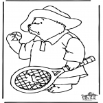 Dibujos Infantiles - Osito Paddington 3