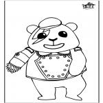 Animales - Panda 1