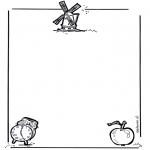 Manualidades - Papel de cartas 1