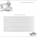 Manualidades - Papel de cartas Winx