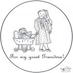 Manualidades - Para la abuela