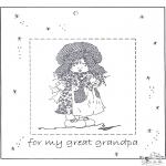 Temas - Para un abuelo cariñoso