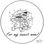 Temas - Para una mamá cariñosa