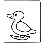 Animales - Pato 1