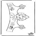 Manualidades - Pequeño corona 2