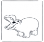 Pequeño hipopótamo 2