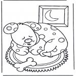 Animales - Perro durmiendo