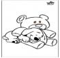 Perro y oso