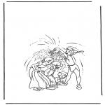 Personajes - Peter pan 2