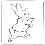 Diversos - Peter Rabbit 1