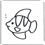 Animales - Pez bajo el agua