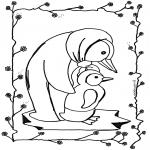 Animales - Pingüino 2