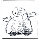 Animales - Pingüino 3