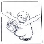 Animales - Pingüino 4