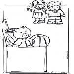 Dibujos Infantiles - Pinta el cuarto de juguetes 2