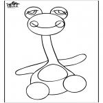 Dibujos Infantiles - Pinta el cuarto de juguetes 3
