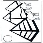 Diversos - Pirámides