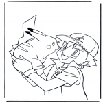 Personajes - Pokemon 2