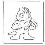 Personajes - pokemon 5