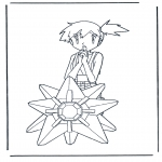 Personajes - Pokemon Misty