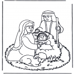 Navidad - Portal de Navidad 1