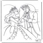 Diversos - Princesa bailando
