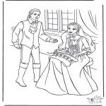 Diversos - Príncipe y princesa 1