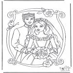 Diversos - Príncipe y princesa 3