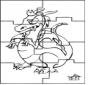 Puzle - Dragón