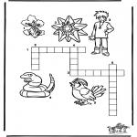 Manualidades - Puzzle de Pokemon 9