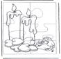Puzzle de vela
