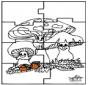 Puzzle - Otoño
