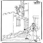Dibujos de la Biblia - Raab