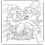 Personajes - Ratatouille 1