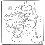 Personajes - Ratatouille 8