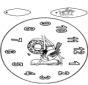 Reloj de pájaro