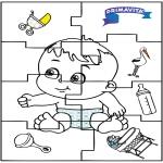 Temas - Rompecabezas del bebé 2