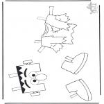 Manualidades - Ropa de Elmo 1