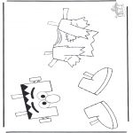 Dibujos Infantiles - Ropa de Elmo 1