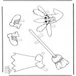 Dibujos Infantiles - Ropa de Elmo 3