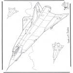 Diversos - Saab J 35 F Draken