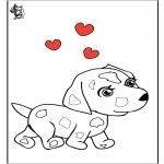Temas - San Valentín - Perro