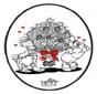 San Valentín Tarjeta Perforada