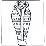 Diversos - Sarcófago del faraón